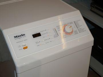 Pračka Miele W 155 novotronic - 1400 otáček, vrchní plnění